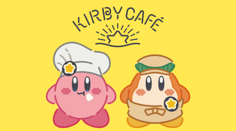 Kirby Cafe TOKYO set to reopen