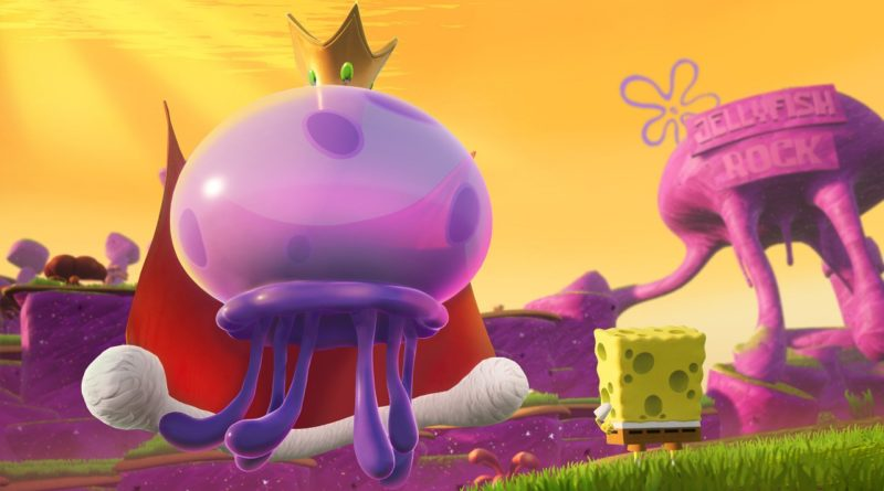 Latest SpongeBob Rehydrated PS4 Trailer Is All About Boss Fights