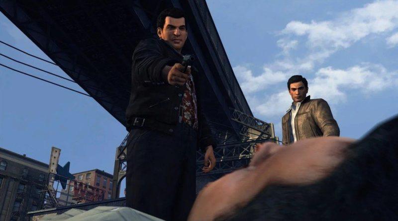 Mafia II Definitive Edition PS4 PlayStation 4