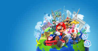 Mario Kart Tour powers up the competition with multiplayer team racing