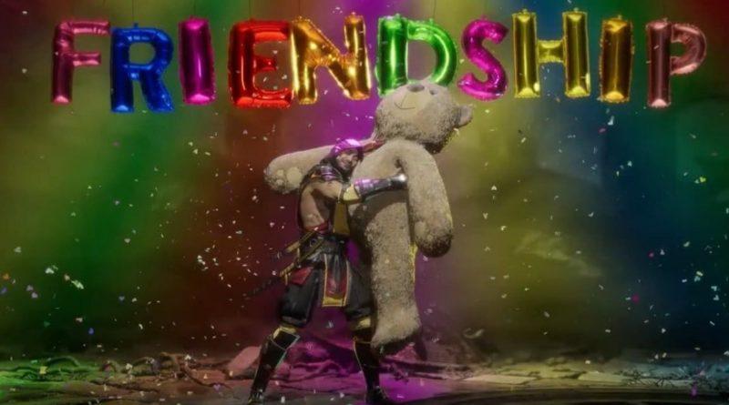 Mortal Kombat 11 Trailer Focuses on Free Friendships Update