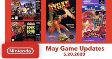 Nintendo Adds 3 SNES and 1 NES Games to Switch Online on May 20, 2020 - NintendoFuse
