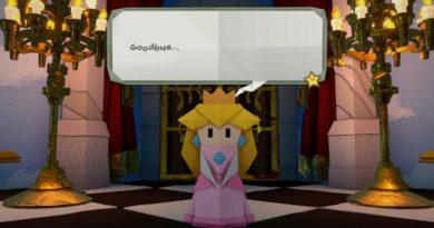 Nintendo Surprises Announces Paper Mario: The Origami King