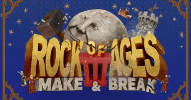 PR - Rock of Ages 3: Make & Break Launch Rolls to July 21