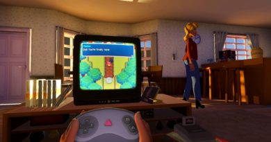 Pixel Ripped 1995 Is Another Bizarre Blast From the Past, Coming to PSVR Tomorrow