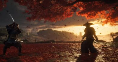 Ghost Of Tsushima PS4 Poll