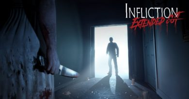 Psychological Horror Game Infliction: Extended Cut Haunts Nintendo Switch on July 2