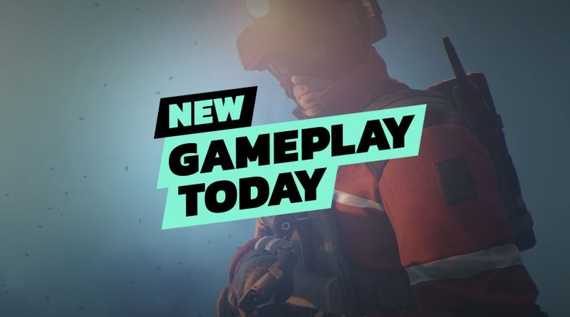 Rainbow Six Siege: Operation Steel Wave – New Gameplay Today