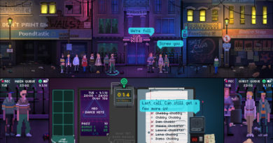 Review: Not Tonight (Nintendo Switch) - Pure Nintendo