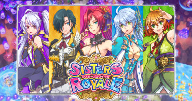 Review: Sisters Royale: Five Sisters Under Fire (Nintendo Switch) - Pure Nintendo