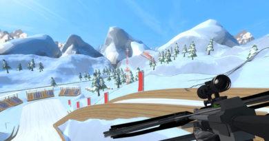 Review: Ski Sniper (Nintendo Switch) - Pure Nintendo