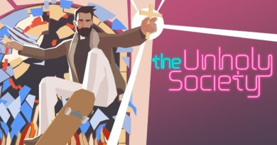 Review: The Unholy Society (Nintendo Switch) - Pure Nintendo
