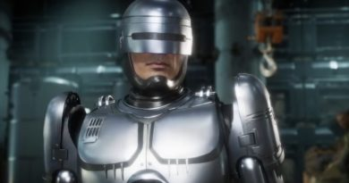 Robocop Takes On A Terminator In The Latest Mortal Kombat 11: Aftermath Trailers