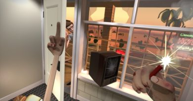Ruin Family Holidays in Hotel R'n'R, Coming to PSVR on 28th May