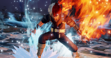 Shoto Todoroki to join Jump Force: Definitive Edition