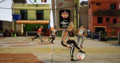 Street Power Soccer Will Style Up Your Summer on PS4