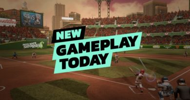 Super Mega Baseball 3 — New Gameplay Today