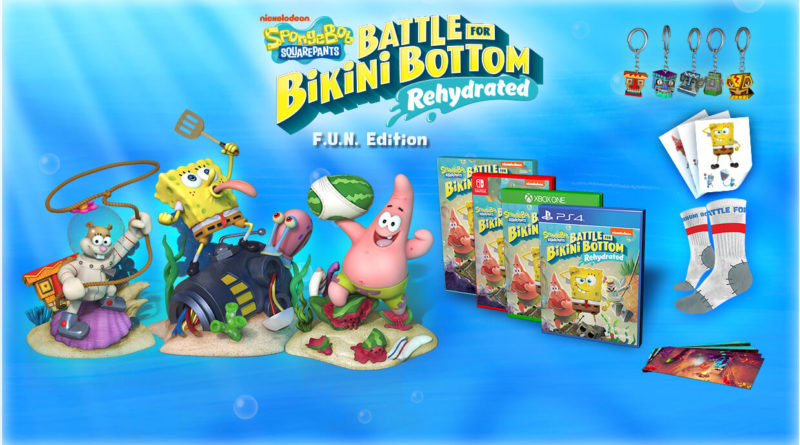 The Battle for Bikini Bottom will commence in June - Pure Nintendo