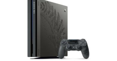 The Last of Us Part II PS4 PlayStation 4 Pro Limited Edition Console 1
