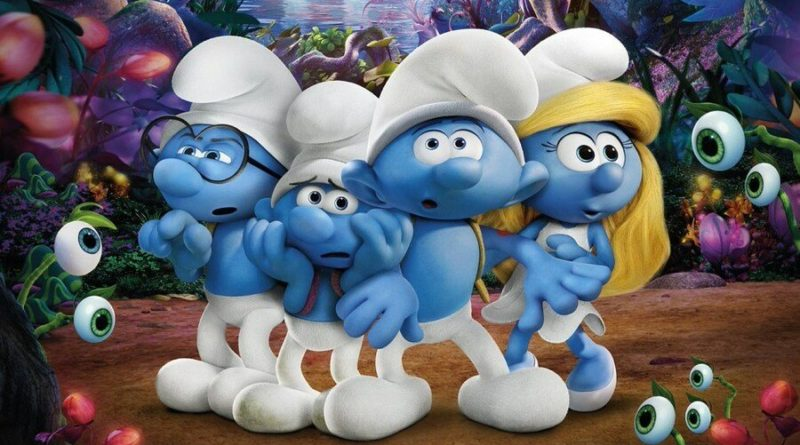 The Smurfs Game 1