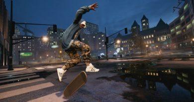 Tony Hawk's Pro Skater 1 +2 PS4