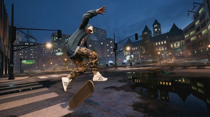 Tony Hawk's Pro Skater 1 +2 PS4