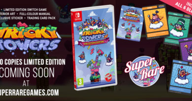 Tricky Towers gets a Nintendo Switch physical release next week