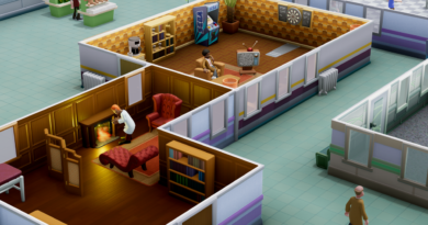 Two Point Hospital is now open for appointments on the Nintendo Switch - Pure Nintendo