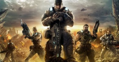 Weirdness: Watch a Full Gears of War 3 Playthrough Apparently Running on PS3