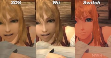 Xenoblade Chronicles: Definitive Edition - Switch vs. Wii & 3DS graphics comparison