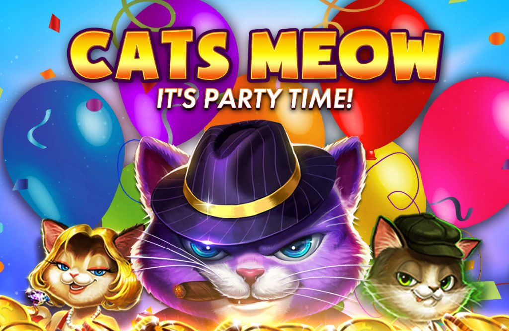 DoubleDown Cats Meow Games