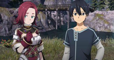 Sword Art Online: Alicization Lycoris Shows Off Character Customisation, Bonding Events
