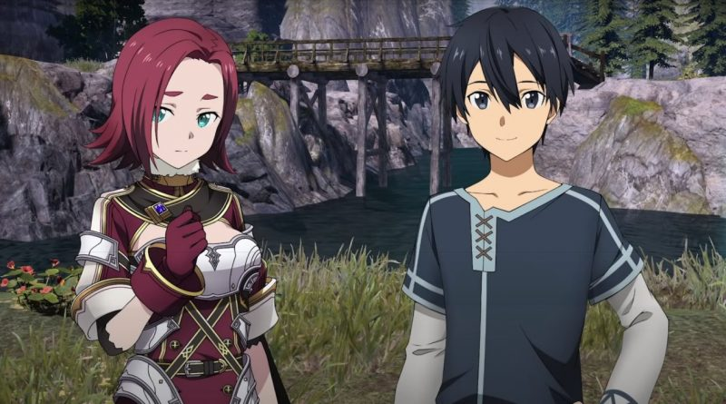 Sword Art Online: Alicization Lycoris Shows Off Character Customisation, Bonding Events