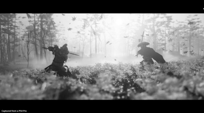 Ghost of Tsushima 1.05 Update