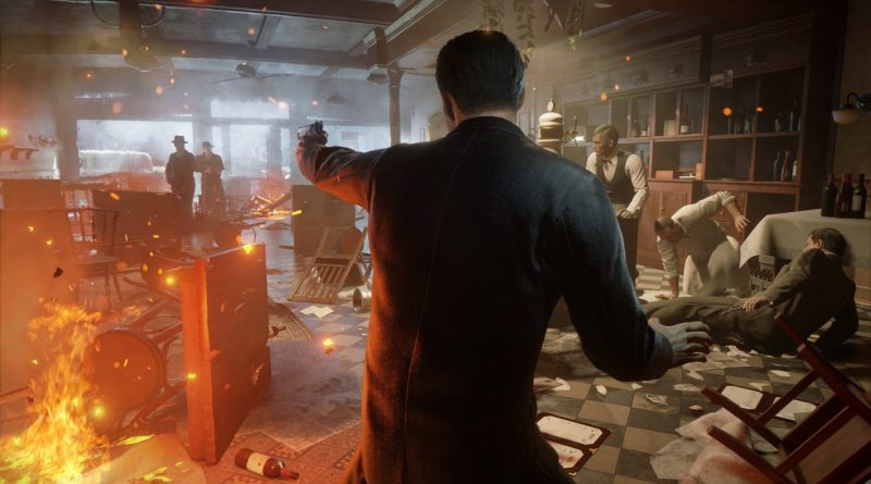 Mafia: Definitive Edition Looking Good in 14 Minutes of Gameplay Footage