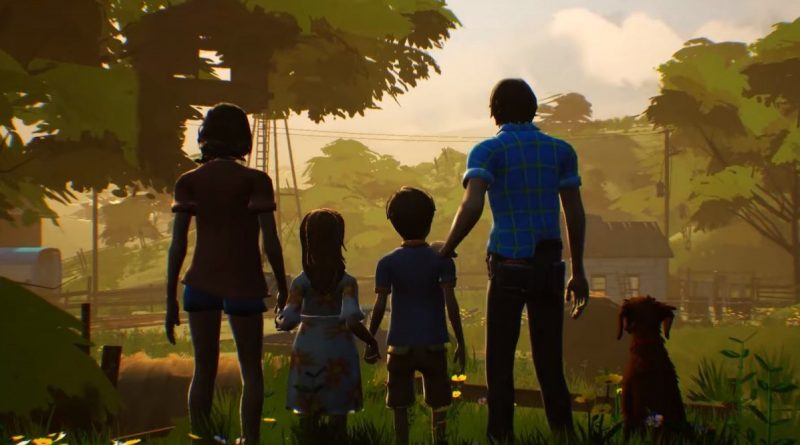 Narrative Adventure Where the Heart Is Targets More Than 12 Endings