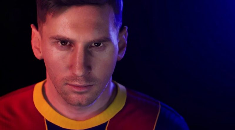 PES 2022 Focusing on PS5, PES 2021 Will Be a Season Update