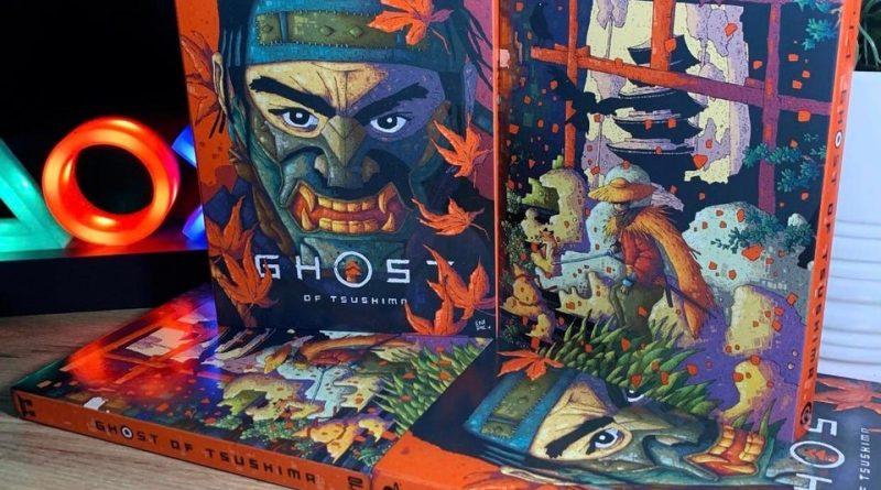 Random: This Retailer Had Fun with Its Custom Ghost of Tsushima Box Art
