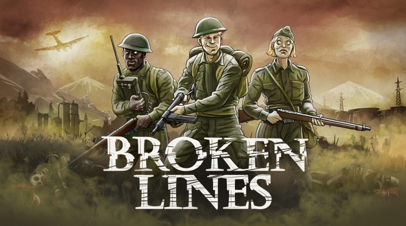 Review: Broken Lines (Nintendo Switch) - Pure Nintendo