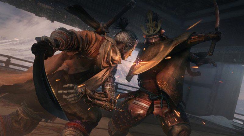 Sekiro: Shadows Die Twice PS4 PlayStation 4