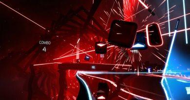 Beat Saber PS4 PlayStation 4 VR PSVR 1