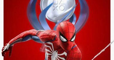 Sony PS4 Platinum Trophies 1