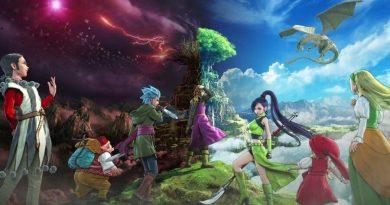 Dragon Quest XI S PS4