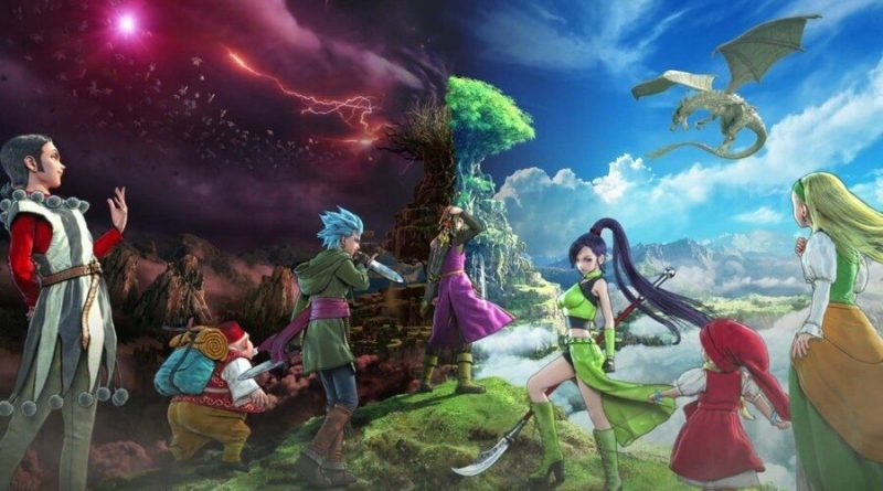 Dragon Quest XI S PS4