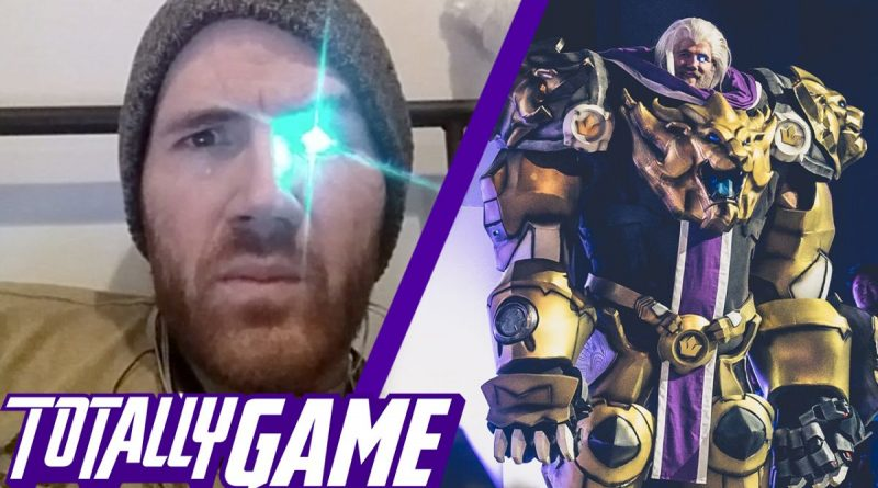 Totally Game: How an injury inspired an incredible Reinhardt cosplay