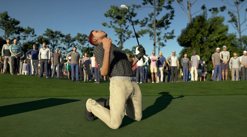 We Didn't Really Understand This PGA Tour 2K21 Trailer