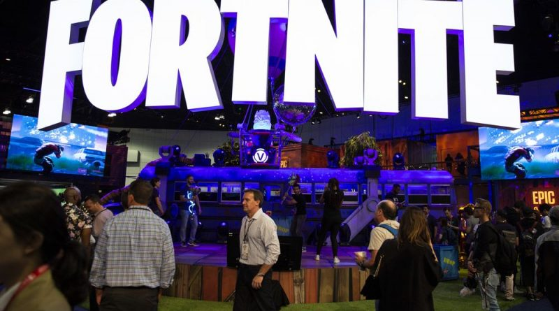 Sony: $250 Million Invested in Epic Games