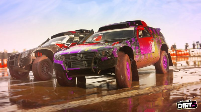 New DIRT 5 Video Mucks In with Stampede Time Trial Gameplay