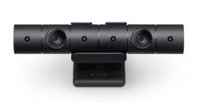 PlayStation Camera PS5 PlayStation 5 PS4 1