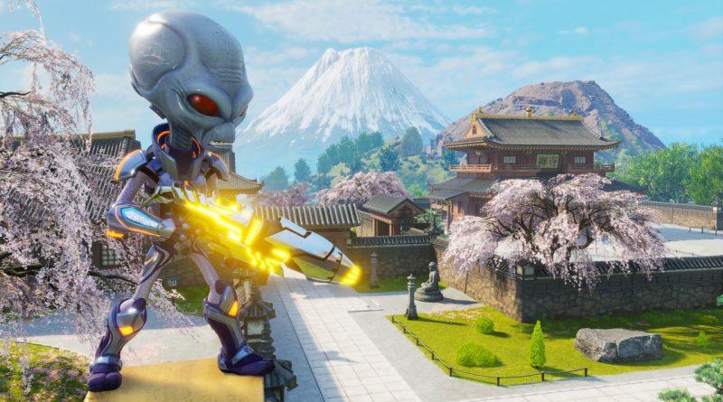 Destroy All Humans! 2 Remake Probes PS5